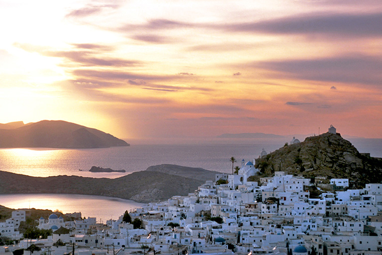 Santorini is the supermodel of Greek islands. It attracts over 1.5 million tourists annually, a quite large number, considering how small the island is.
