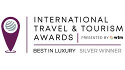 International Travel & Tourism Award - Best in Luxury Silver