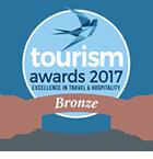 Tourism Awards Bronze 2017 - Strategy & Innovation