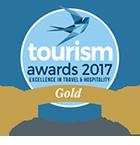 Tourism Awards Gold 2017 - Customer Service