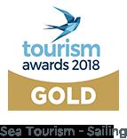 Tourism Awards Gold 2018