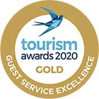 Tourism Awards Gold 2020