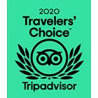Trip Advisor Travelers Choice 2020